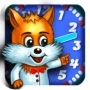 What time is it Mr. Wolf? – Lerne die analoge und digitale Uhr in dieser kostenlosen App